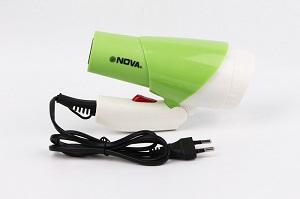 Nova Mini Portable Fordable Travel Hair Dryer 1400W NV 898