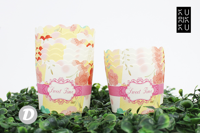 Cupcake Cases Paper Cake Cup (12Pcs/Pkt)