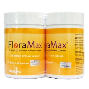 MegaLive FloraMax Value Pack 2 x 45's
