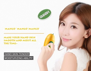 Mango Fruit Hand Cream 75g