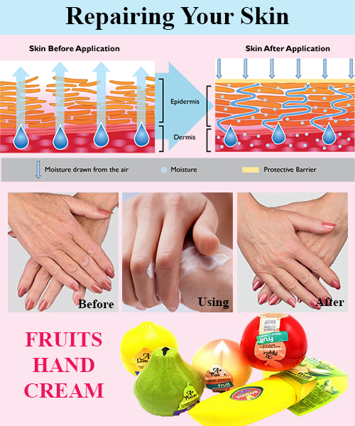 Tomato Fruit Hand Cream 30g