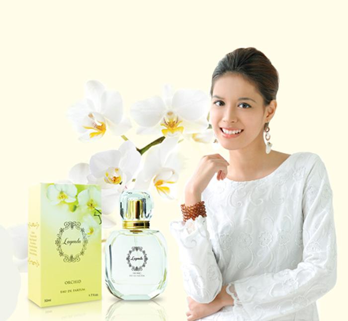 Lagenda Orchid Eau De Parfum 50ml