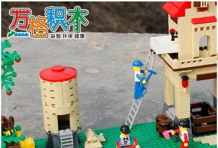 Dr.Luck Building Happy Farmland No.34203N