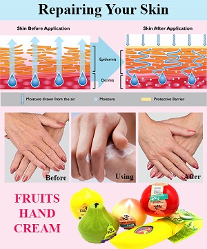 Mangosteen Fruit Hand Cream 30g