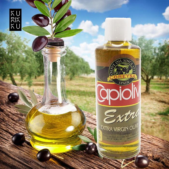 Coreysa Capioliva Extra Virgin Olive Oil 85ml