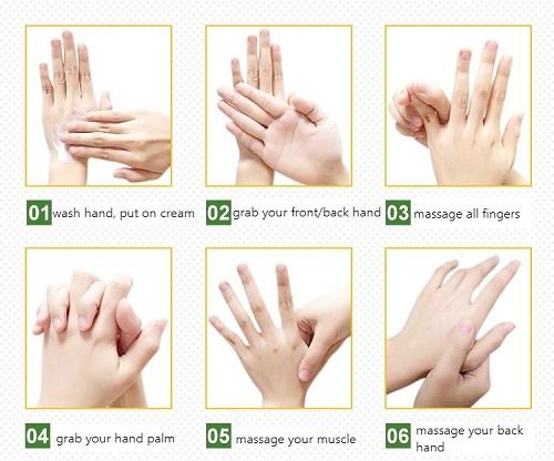 Strawberry Fruit Hand Cream 30g