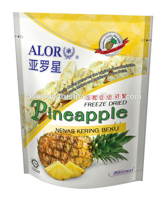 Alor Freeze Dried Pineapple 20g