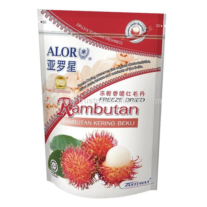 Alor Freeze Dried Rambutan 50g