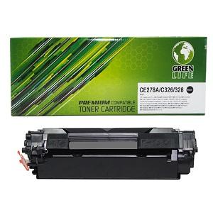 Green Life Premium Compatible Toner Cartridge CE278A/ C326/ 328