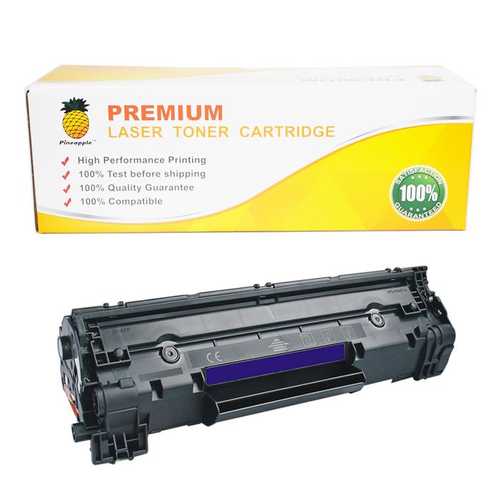 Pineapple Premium Compatible Toner Cartridge CB435A / CE285A (C312 / C325)