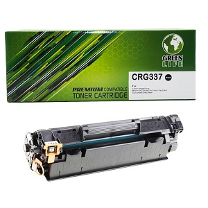 Green Life Premium Compatible Toner Cartridge CRG337