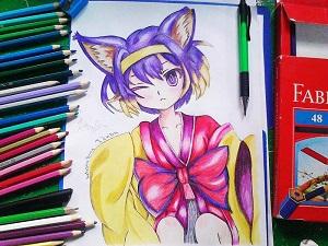 Faber-Castell Watercolour Pencil 24 Colours