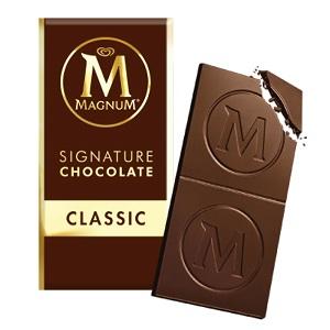 Magnum Signature Chocolate Classic Intense Milk Chocolate 90g