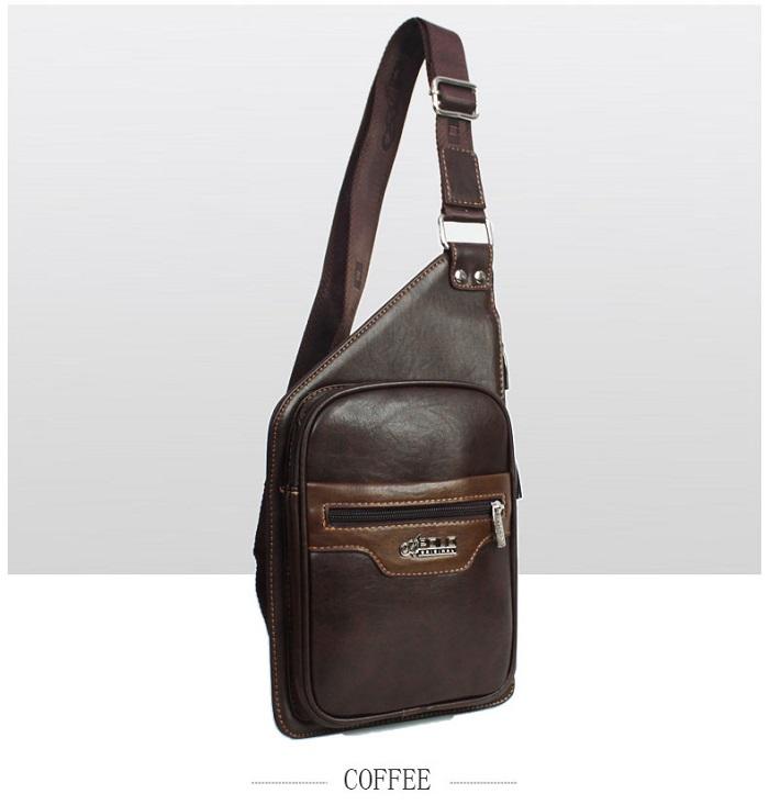 Apolo 36374SL Men Messenger Sling Bag
