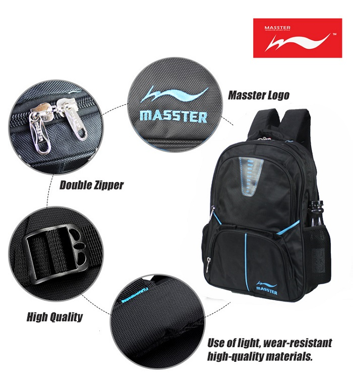 Masster 55140LB Business Laptop School Bags