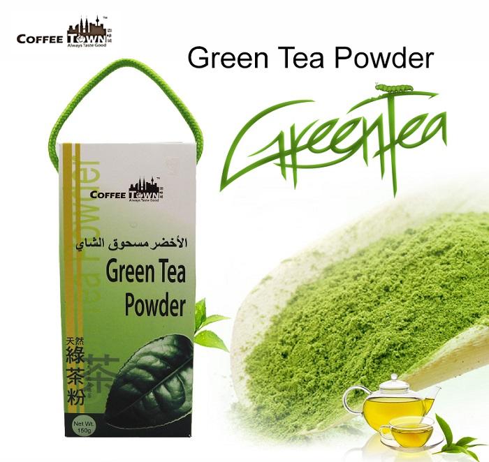 Creative Fair Coffee Town Green Tea Powder 150g