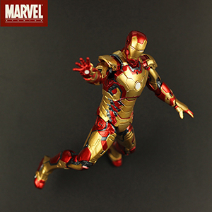 Iron Man Doll Model Marvel Action Figure Joints Can Be Moving Even Comic Hero Collection High 18cm G0369