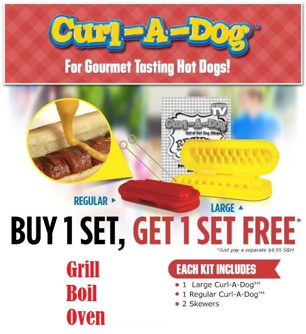 Sausage Hotdog Cutter Spiral Slicer Mold Kitchen Tool