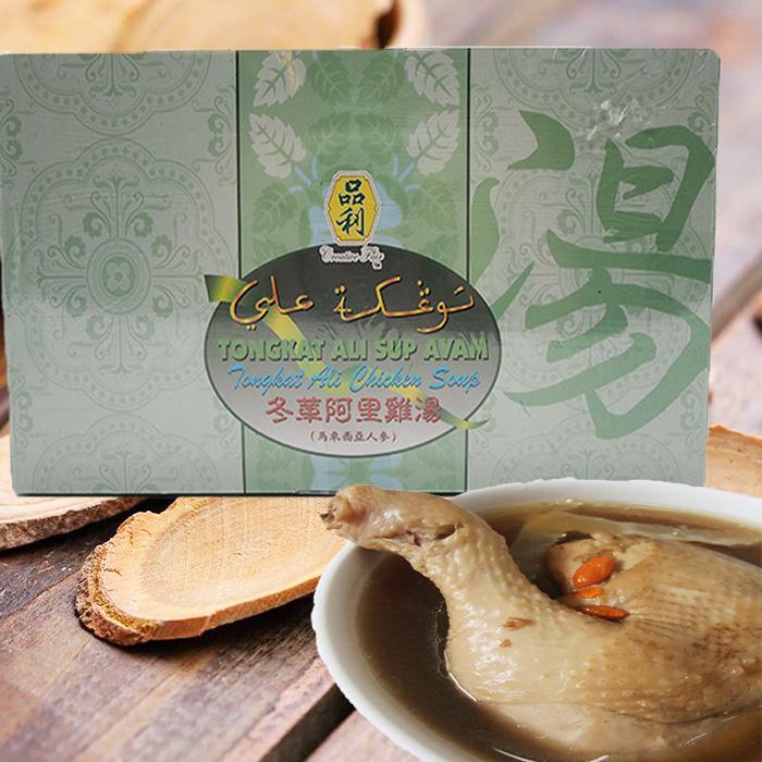 Tongkat Ali Chicken Soup Bag 10Bags