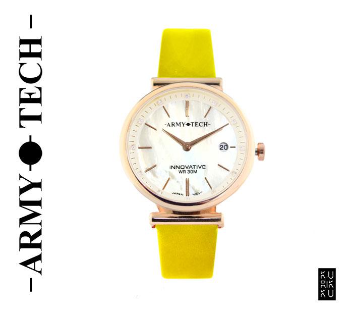 Army Tech ARSL 7012 DR Classic Fashion Watch