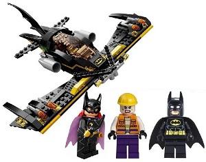 S Heroes Assemble Batman Cartoon Building Blocks No.SY316