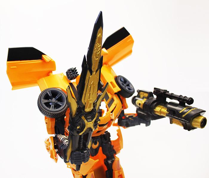 Taikongzhans Kudea Bumblebee Robots Collection