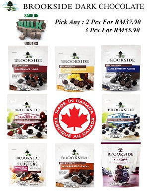 Brookside Dark Chocolate : Bulk Sale