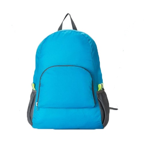 Foldable Nylon Pocket Fit On Luggage Travel Packing Organizer Backpack