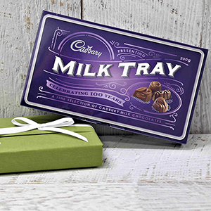Cadbury Milk Tray Boxed Chocolates 200g