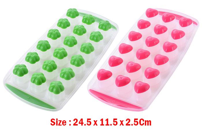 Ice Ball Cube Tray Freeze Mould Bar Jelly Chocolate Mold Maker Hart