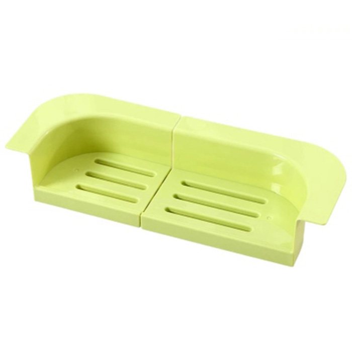 Kitchen Storage Dish Sink Vegetables Food Washing Drying Draining Rack