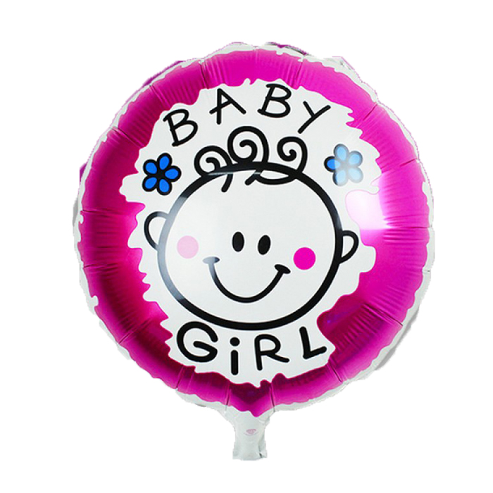 Large Baby Boy Girl Birthday Celebration Instagram Full Moon Party Foil Balloon