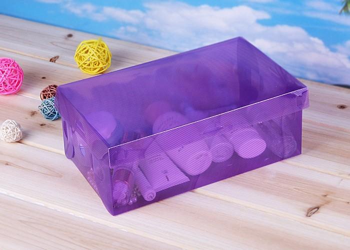 Boya PP Shoes Drawer Organizer Transparent Box