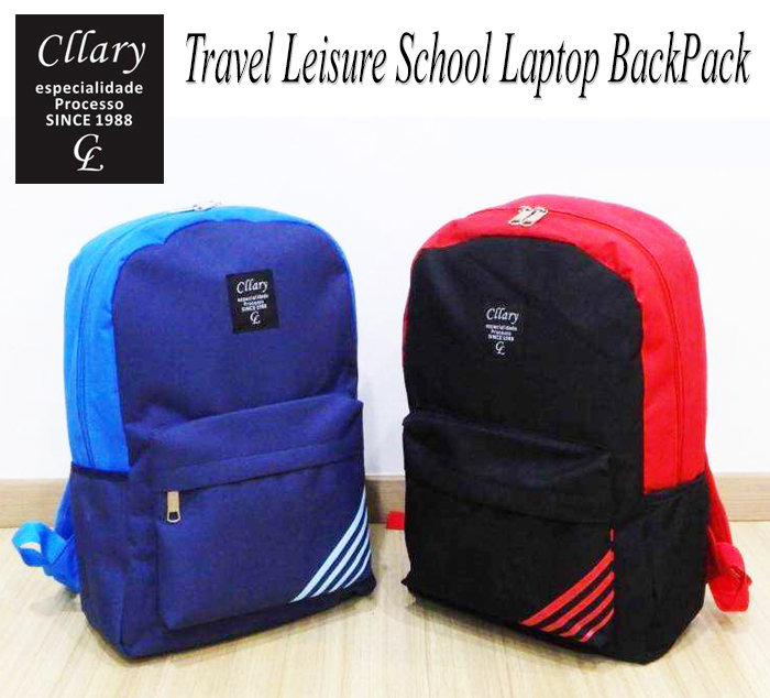Cllary Travel Leisure School Laptop BackPack 55155LB