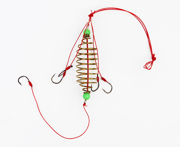 Spider King 1 Layer Explosion Bomb Fishing Hook BH951