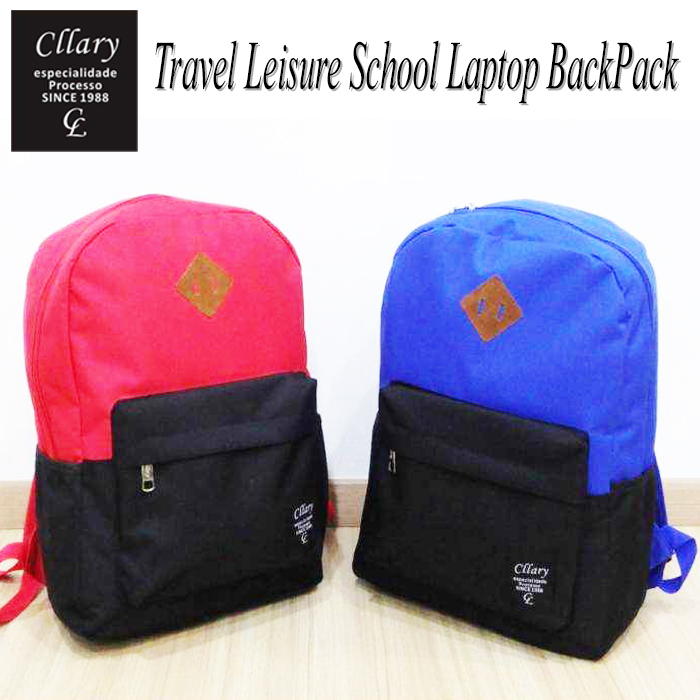 Cllary Travel Leisure School Laptop BackPack 55154LB