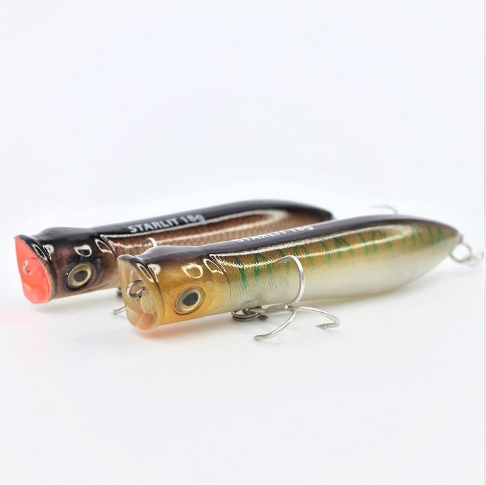 Starlit Hard Lure Suspending Series Triple Hooks SHL-103 120mm 25g