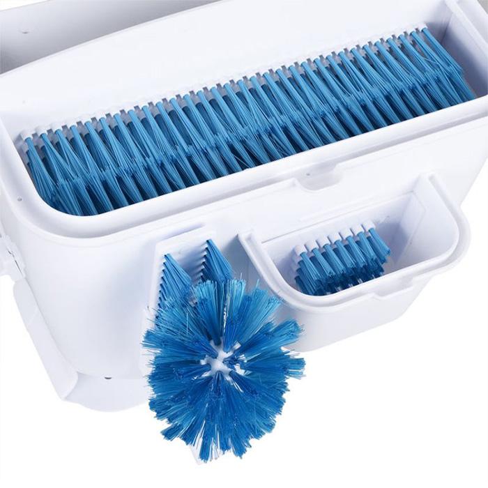 Wash-N-Bright Easy Wash Brush Dishwasher Kitchen Tool