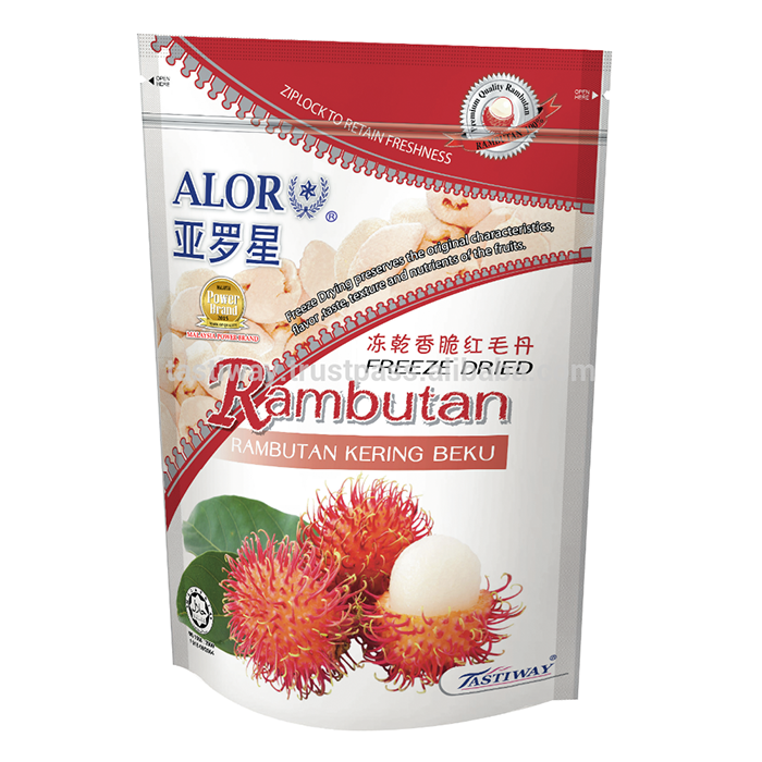 Alor Freeze Dried Fruits 50g -- 2 for Only RM35