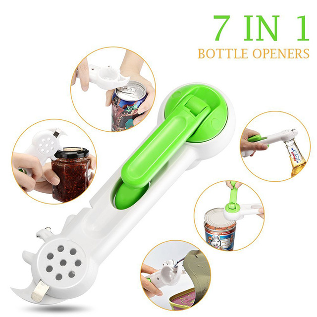 7 In 1 Multi Function Can Opener