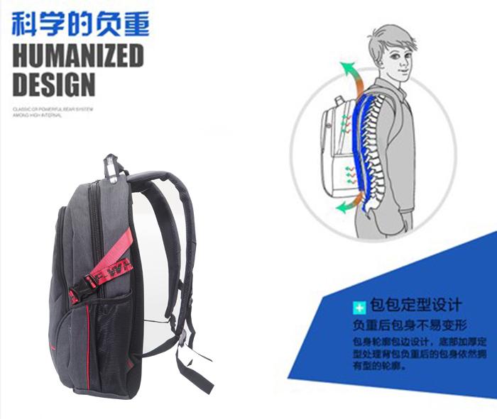 Masster 55163LB School Bag Travel Leisure Backpack