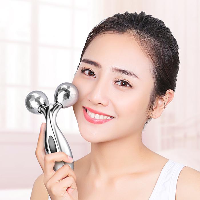3D Massager Platinum Roller Full Body Slim Shape Massager