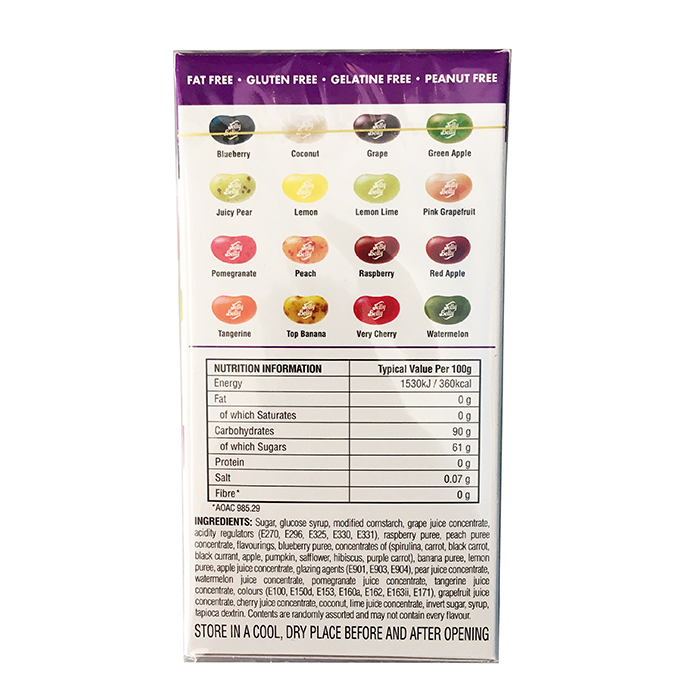 Jelly Belly Fruit Mix Box 100g