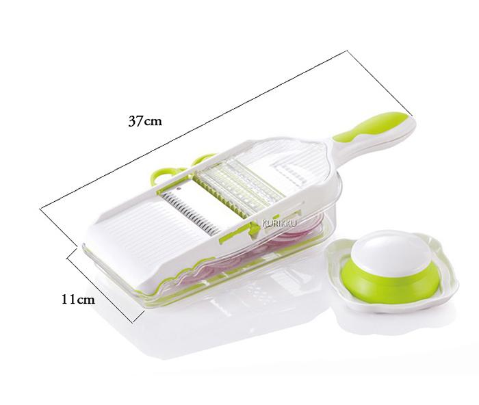Smile Mom 5 In 1 Multi Slicer Vegetable Fruit Cutter Kitchen Tool B437