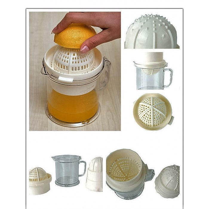 Multi function Handy Fruit Orange Juice Squeezer