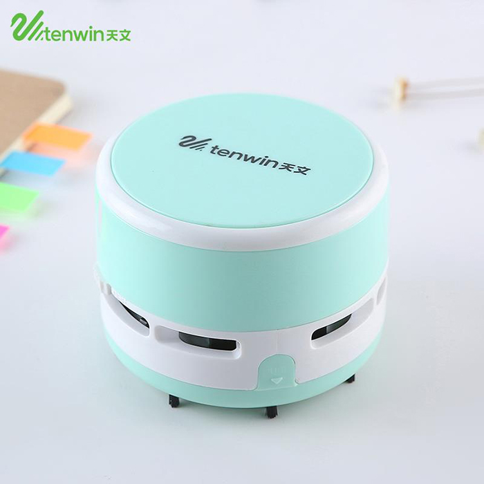Tenwin Mini Table Dust Vacuum Cleaner Table Cleaning Assistance