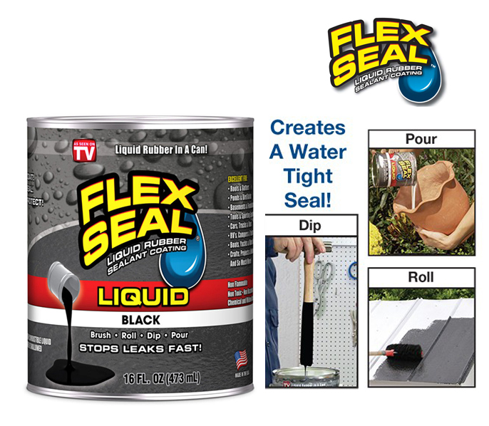Flex Seal Liquid Rubber 473ml