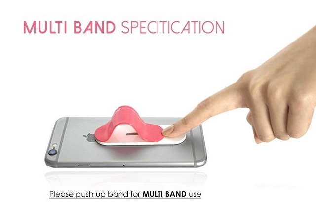 Multi Band For Smart Phone