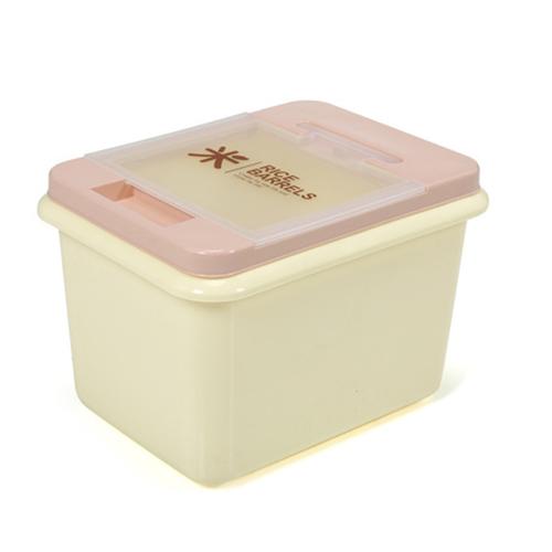 10KG Rice Dispenser Box Storage Hygiene Food Container