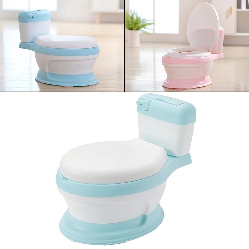 Kids Training Seat Portable Potty Chair Child Urinal Baby Potty Training Cushion Seat